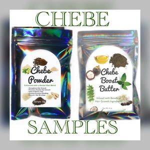 Chebe Powder and Chebe Butter Samples New Users